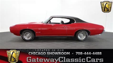 best auto repair manual 1969 pontiac gto electronic toll collection 1969 pontiac gto 66516 miles matador red coupe 455 cid v8 4 speed manual for sale photos