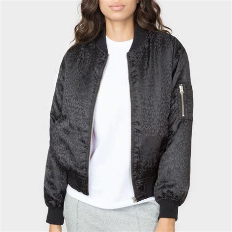 Micha Bomber Jacket stussy s micha bomber jacket womens clothing from