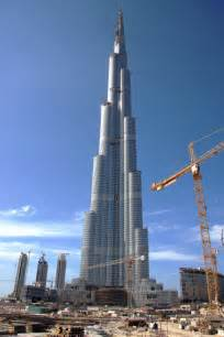 Building In Dubai All World Visits Burj Dubai Tower
