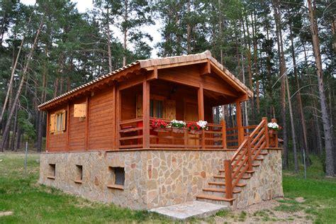 fotos de bungalows de madera