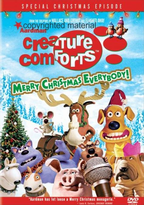 creature comforts movie creature comforts merry christmas everybody 2006 on