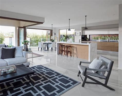 Kitchen To Living Room Doors 25 Best Ideas About Open Plan Living On