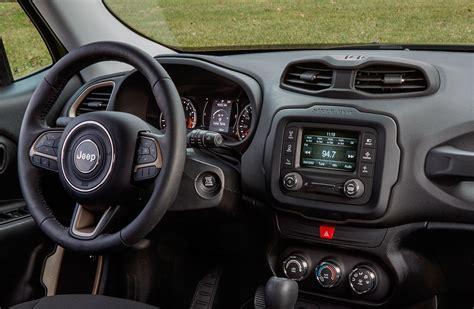 jeep renegade 2018 interior jeep renegade con gama renovada en argentina mega autos