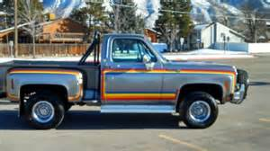 purchase used 1977 chevrolet rainbow 4x4 truck chevy