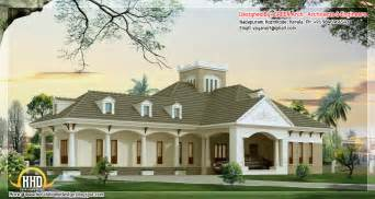 Kerala Style 3 Bedroom Single Floor House Plans by 3 Bedroom Single Floor Home Design Kerala Home Design