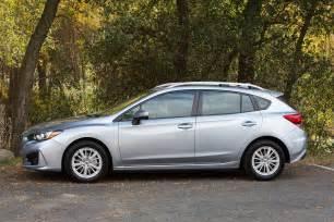 Subaru Imprezza Drive 2017 Subaru Impreza Automobile Magazine