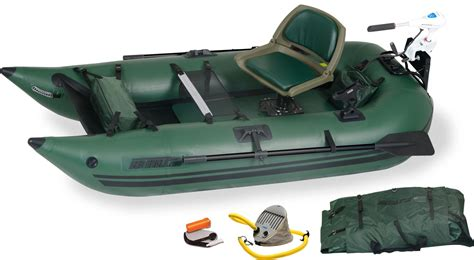 watersnake inflatable boats for sale sea eagle 285fpb 1 person inflatable fishing boats