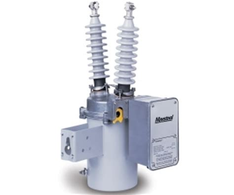 capacitor switches trinetics electric power distribution systems