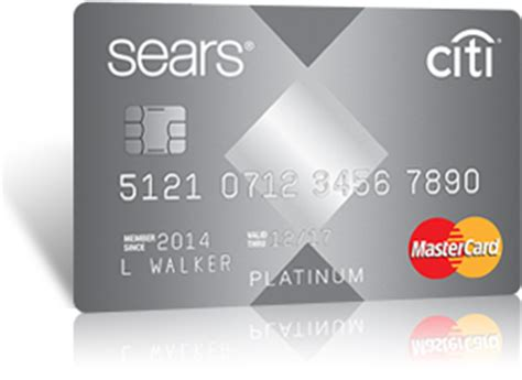 Sears Choice Rewards Gift Cards - sears mastercard r compare benefits and apply