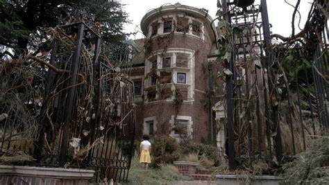 ahs murder house american horror story s murder house available for airbnb rental variety