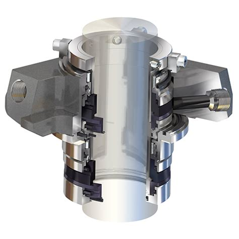 Mechanical Seal Flowserve standard cartridge seals isc2 mw flowserve
