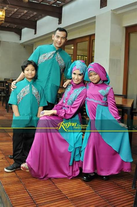 Busana Muslim Sarimbit Model Baju Pesta 2014 Auto Design Tech