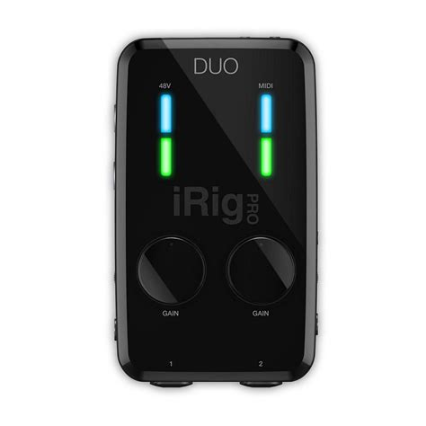 irig for android ik multimedia irig pro duo interface for iphone android and mac pc