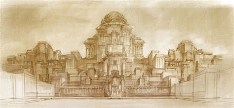 palace design palace design concept by baahubali on deviantart