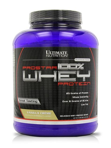 Whey Protein Prostar ultimate nutrition prostar 100 whey protein world