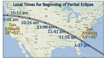 us map solar eclipse great solar eclipse 2017 cache valley astronomical society