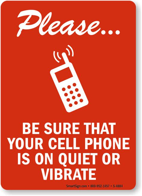 please turn off cell phone sign download pdf to print