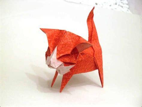 Origami Kitten - 35 amazing exles of origami artworks