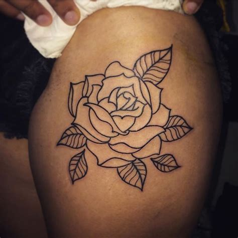simple rose tattoo outline collection of 25 rose outline tattoo on forearm