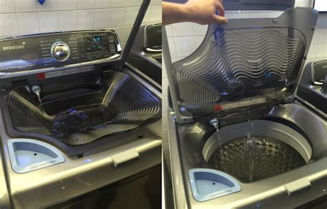 washer with built in sink separating gimmicks from ideas in household