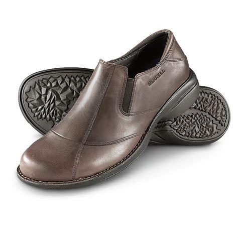 s merrell captiva slip on shoes bracken 597619