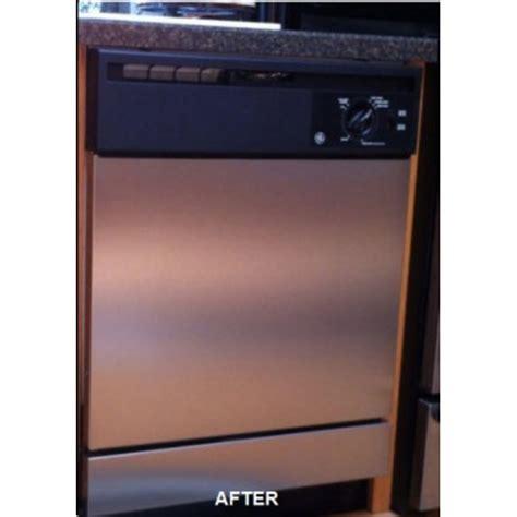 stainless steel dishwasher whirlpool stainless steel dishwasher door panel