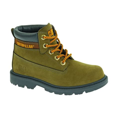 childrens boots caterpillar colorado childrens walking boots boys