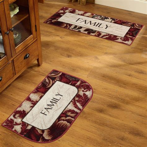 Kitchen Rugs Penneys Jcpenney Brumlow Sentiments Washable Kitchen Rug