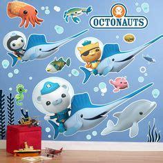 octonauts bedroom wallpaper the octonauts giant wall decals my little ocean lover wants these on his new bedroom