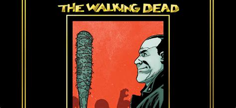 the walking dead compendium three comic con 2016 skybound s exclusives include lucille