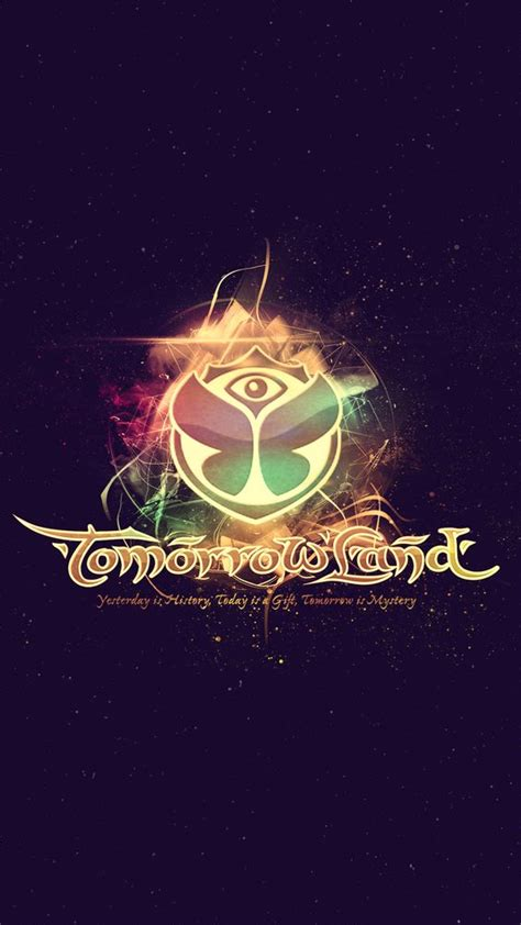 wallpaper iphone 6 edm tomorrowland 2014 electronic music festival logo android