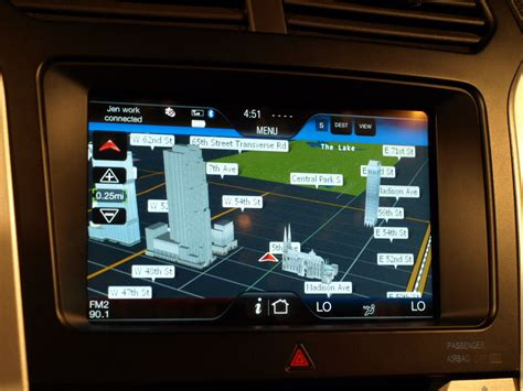 on 2011 ford edge with myford touch and sync mobile