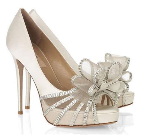 wedding shoes valentino valentino bridal shoes gt