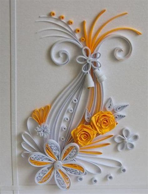 How To Make A Paper Quilling Designs - creative paper quilling patterns by neli chilli