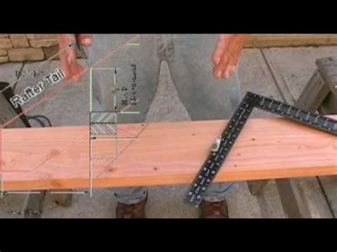 youtube rafter layout common rafter layout part 2 youtube