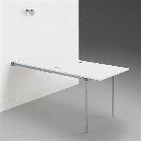 tavolo a scomparsa tavolo a scomparsa a muro piano in nobilitato vegard