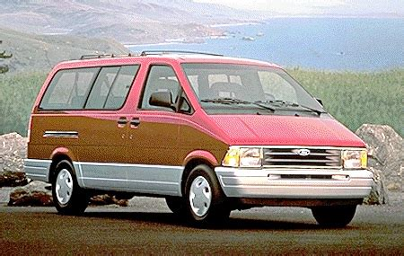 old car manuals online 1997 ford aerostar engine control ford aerostar cars of the 90s wiki fandom powered by wikia