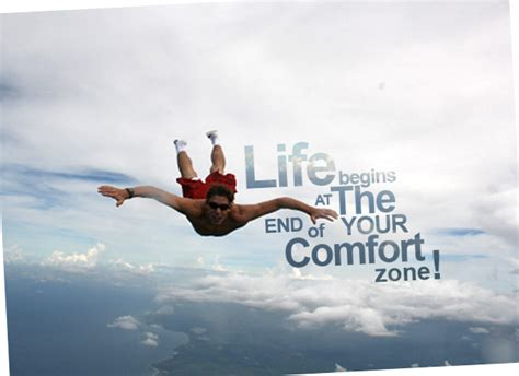 end of comfort zone life begins at the end of your comfort zone by kondoro on