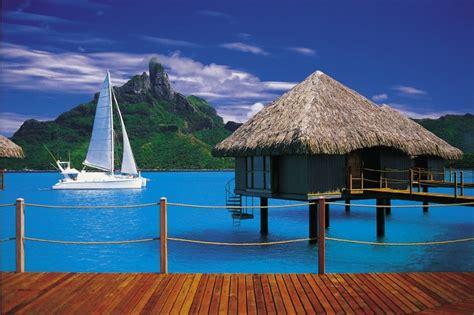 ultimate house bora bora bora bora luxury yacht charter superyacht news