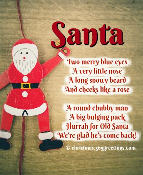 christmas poems  short christmas poems  kids