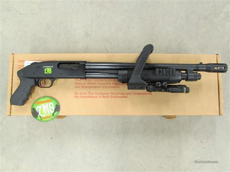 mossberg 500 tactical light mossberg 500 zmb chainsaw tactical light laser for sale