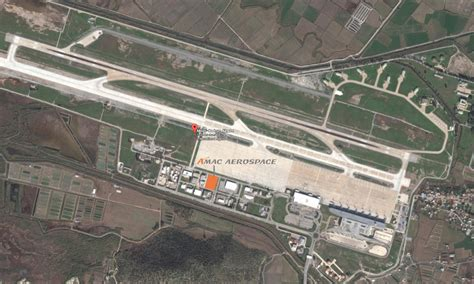 Amac Aerospace by Amac Aerospace To Build 43 000ft 178 Hangar At Milas Bodrum