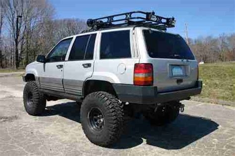 1996 Jeep Grand Road Parts Buy Used 1996 Jeep Grand Laredo Lifted With Atlas