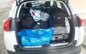 Peugeot 2008 Boot Capacity 187 Road Tripping In A Mini Suv