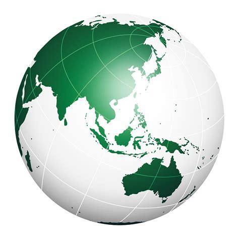 Globe Bola Dunia ilustrasi gratis bumi planet globe dunia langit