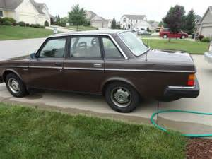 1984 Volvo 240 For Sale 1984 Volvo 240 Dl 244 With B230f Engine No Reserve Drive