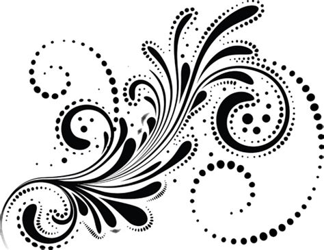 svg pattern style decorative swirls vector free vector download 19 589 free