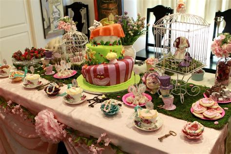 Tea Cups Decorations Chloe S Inspiration Another Wonderland Party Part Ii