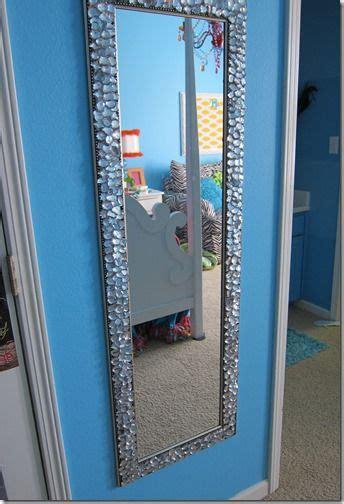 chunky blinged  mirror queenie eileenie interior restyling deco bricolage maison