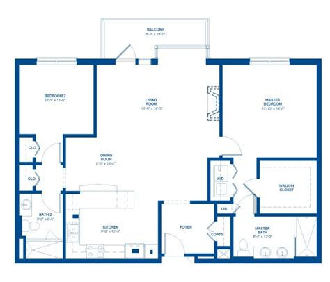 1500 Sq Ft House Plans Open Floor Plan 2 Bedrooms 1500 Square Foot Open Floor Plans